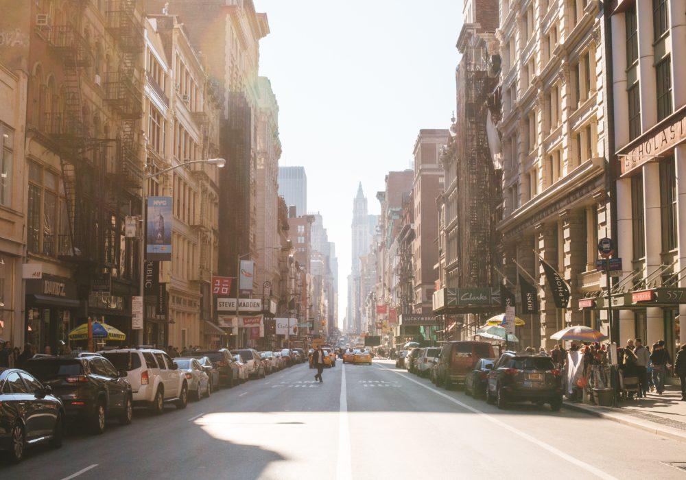 Бродвей Нью-Йорк free 1