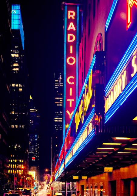 Бродвей Нью-Йорк free 4