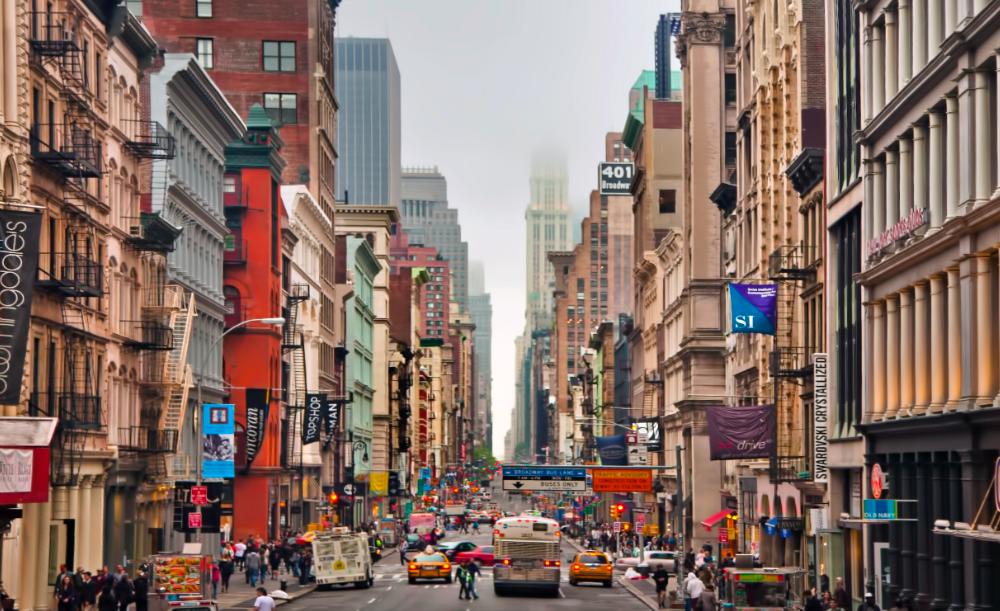 Экскурсия в Нью-Йорке