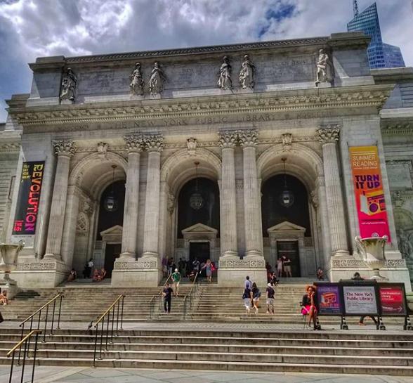 Нью-Йоркская Публичная Библиотека free 2