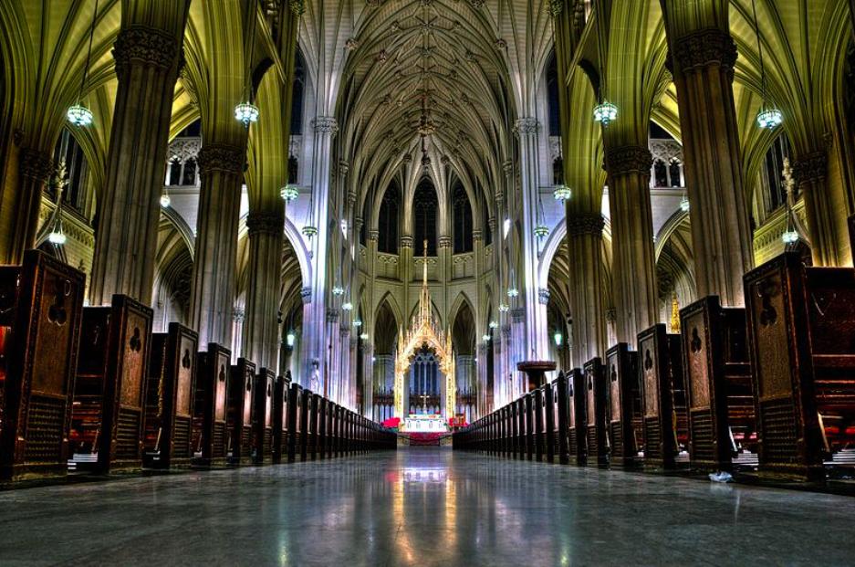 Собор Святого Патрика Нью-Йорк free 1