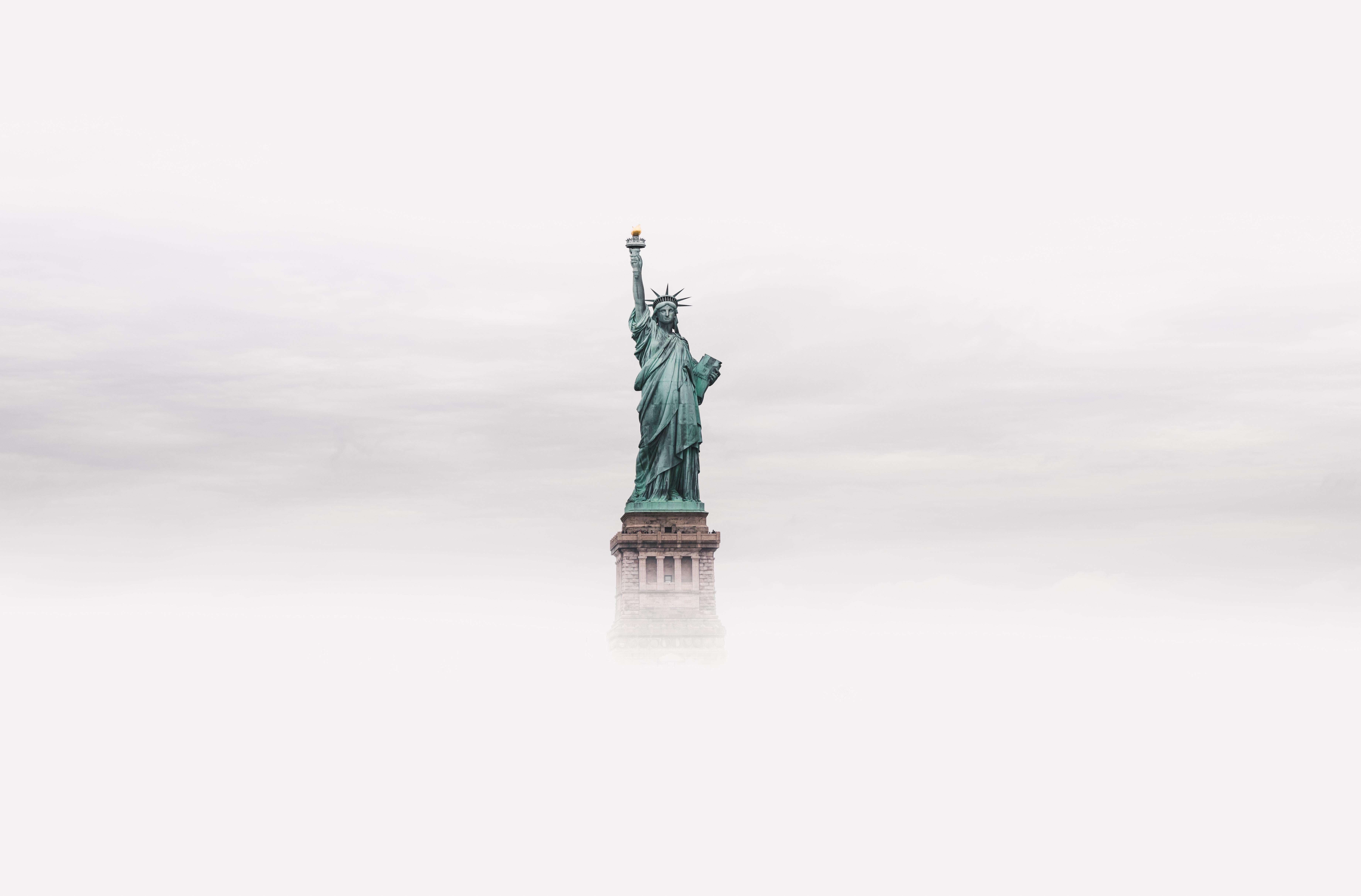 Статуя Свободы free 1