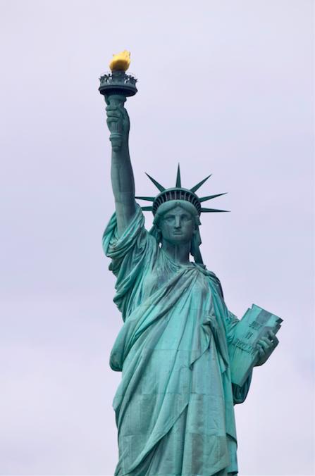 Статуя Свободы free 2