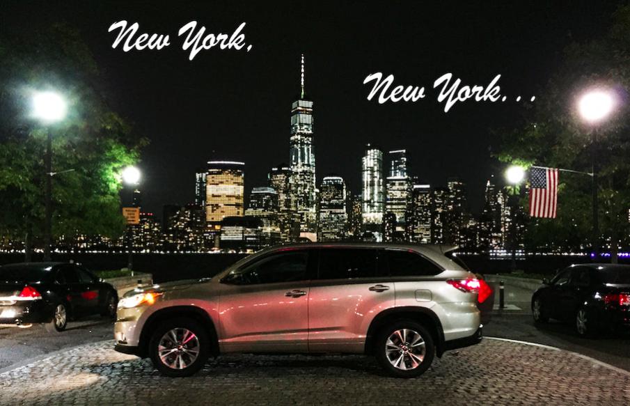 Обзорная экскурсия по Нью-Йорку на Автомобиле