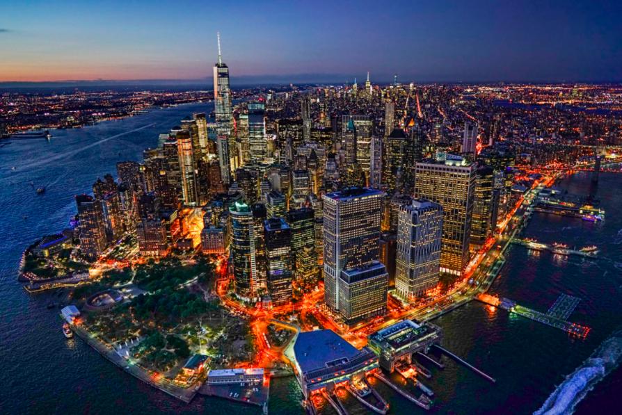 Экскурсия по Нью-Йорку Даунтаун и Финансовый Квартал