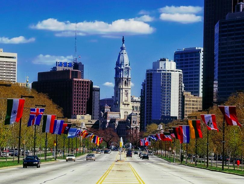 Экскурсия по Филадельфии free 2