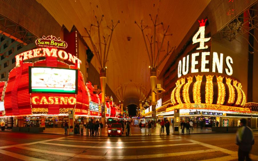 Экскурсия Вечерний Лас-Вегас 1