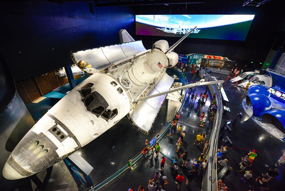 Экскурсия на Мыс Канаверал в космический центр NASA 8