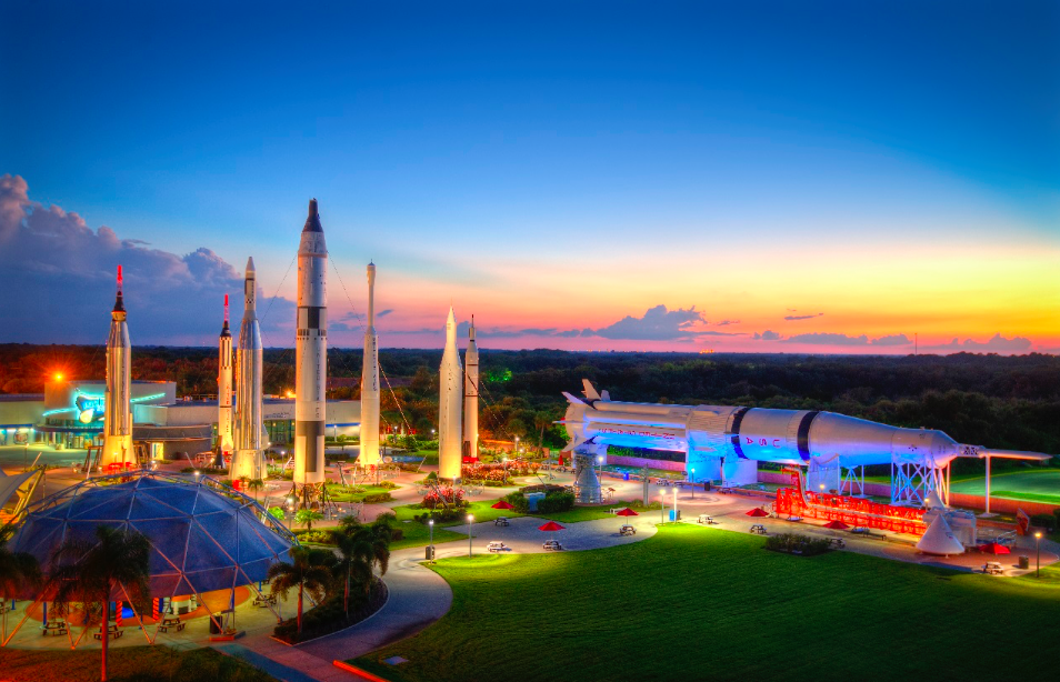 Экскурсия на Мыс Канаверал в космический центр NASA