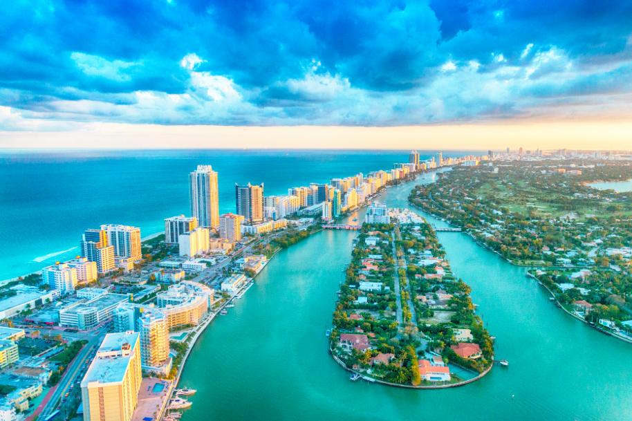 Экскурсия в Майами на русском языке
