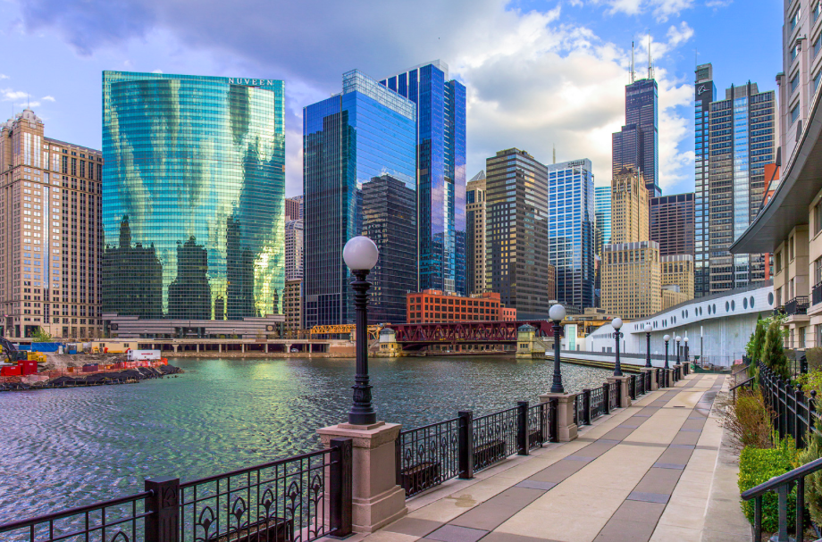 Обзорная экскурсия по Чикаго 115