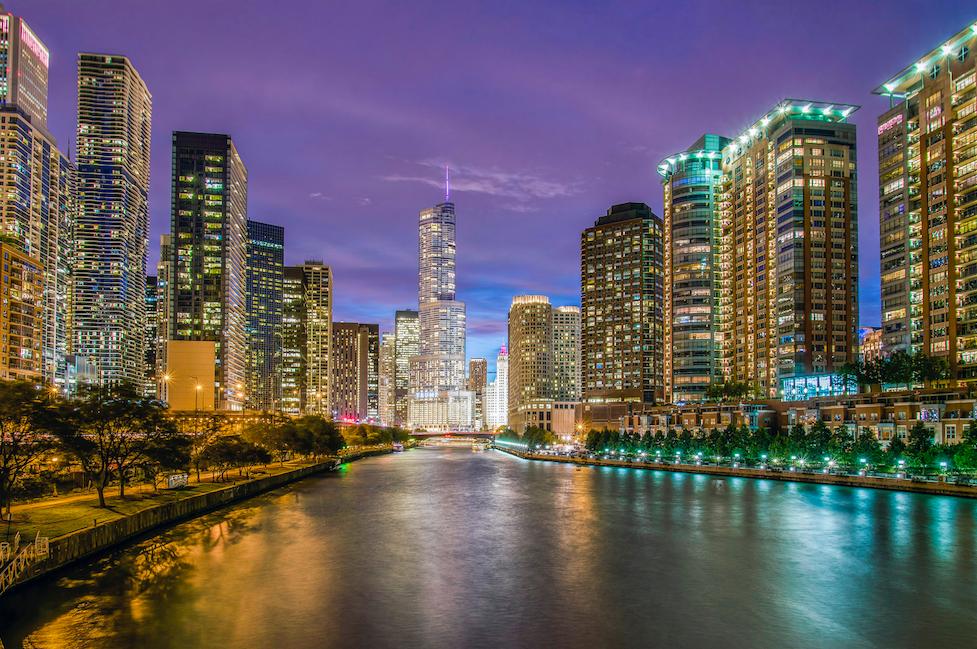Вечерняя экскурсия в Чикаго free 1