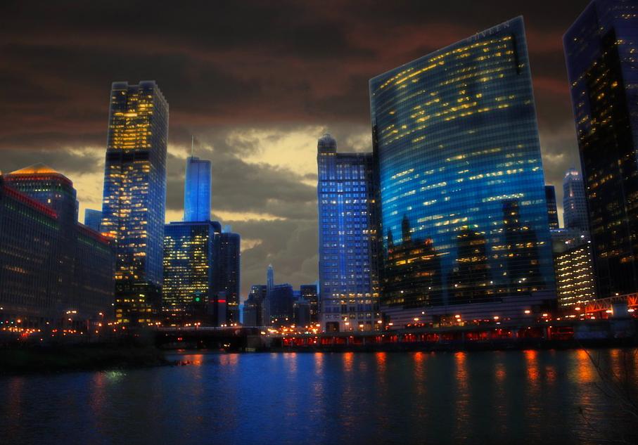 Вечерняя экскурсия в Чикаго free 10