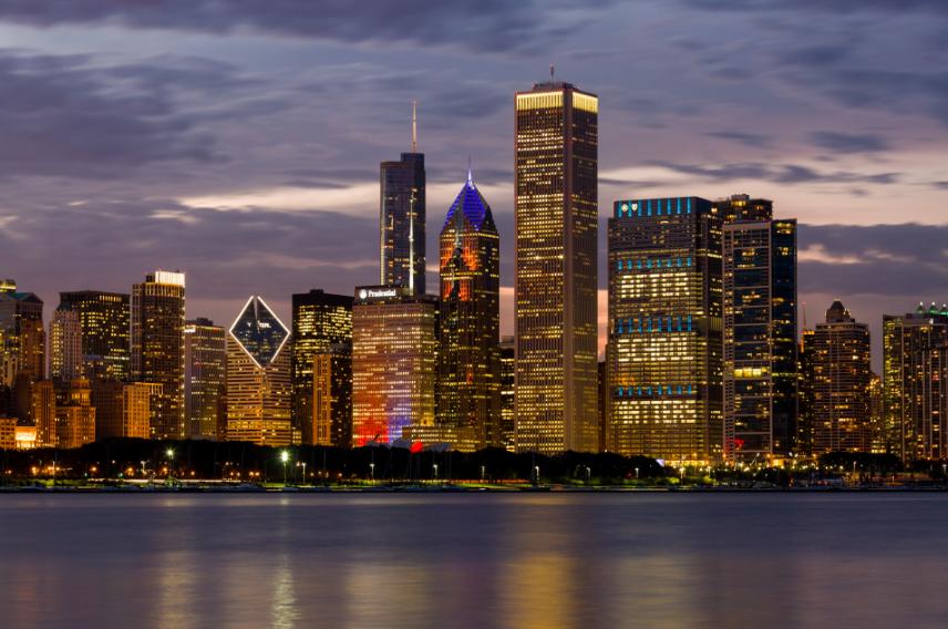 Вечерняя экскурсия в Чикаго free 12