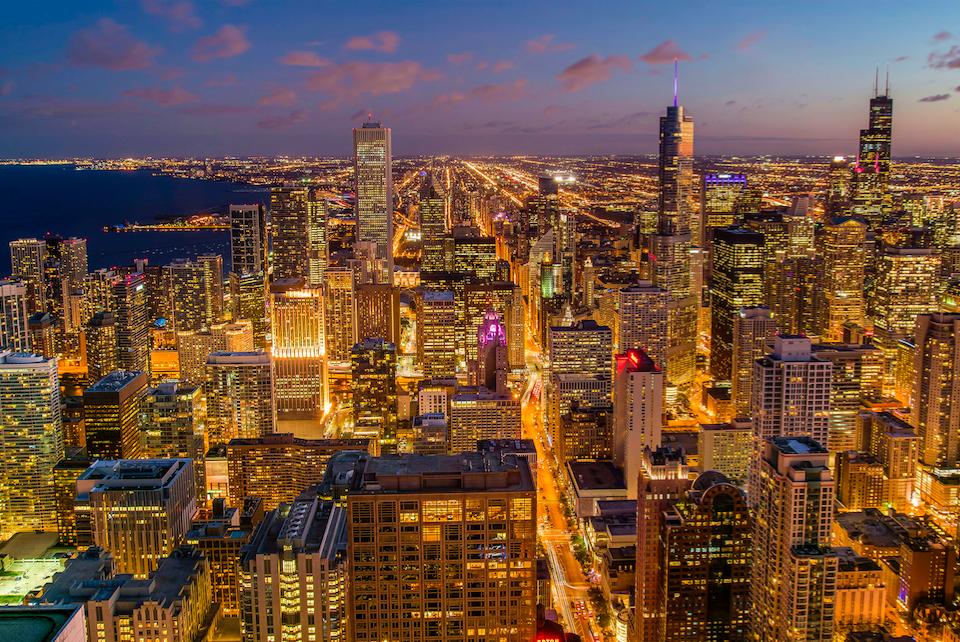 Вечерняя экскурсия в Чикаго free 2