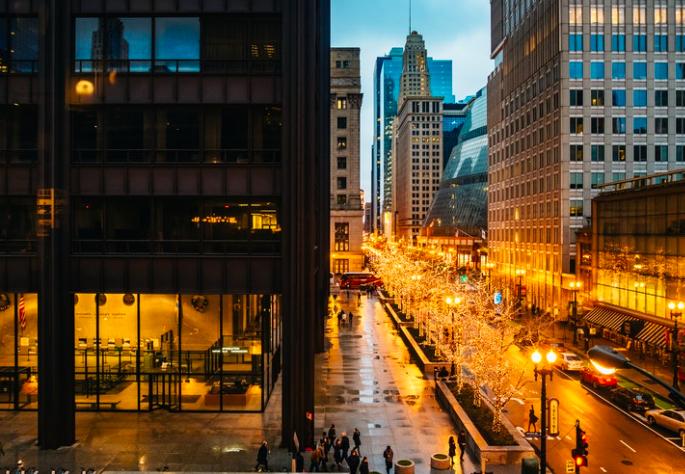 Вечерняя экскурсия в Чикаго free 7