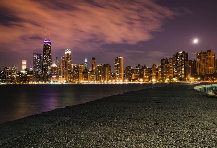 Вечерняя экскурсия в Чикаго free 9