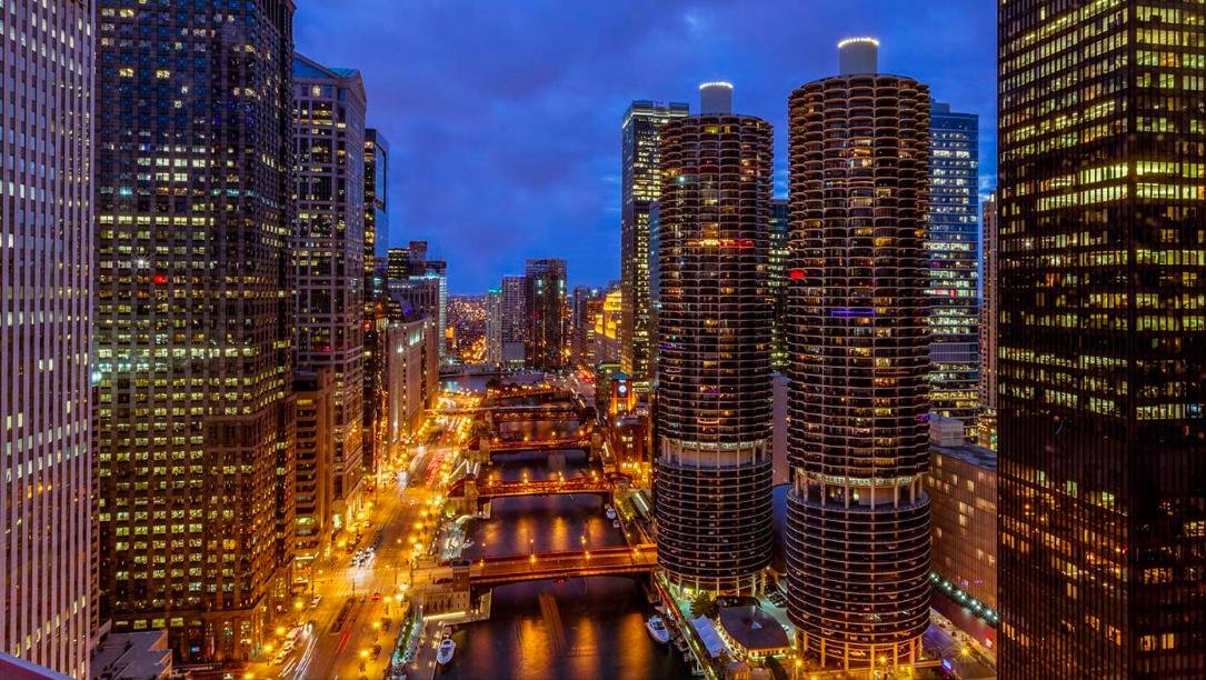 Вечерняя экскурсия в Чикаго