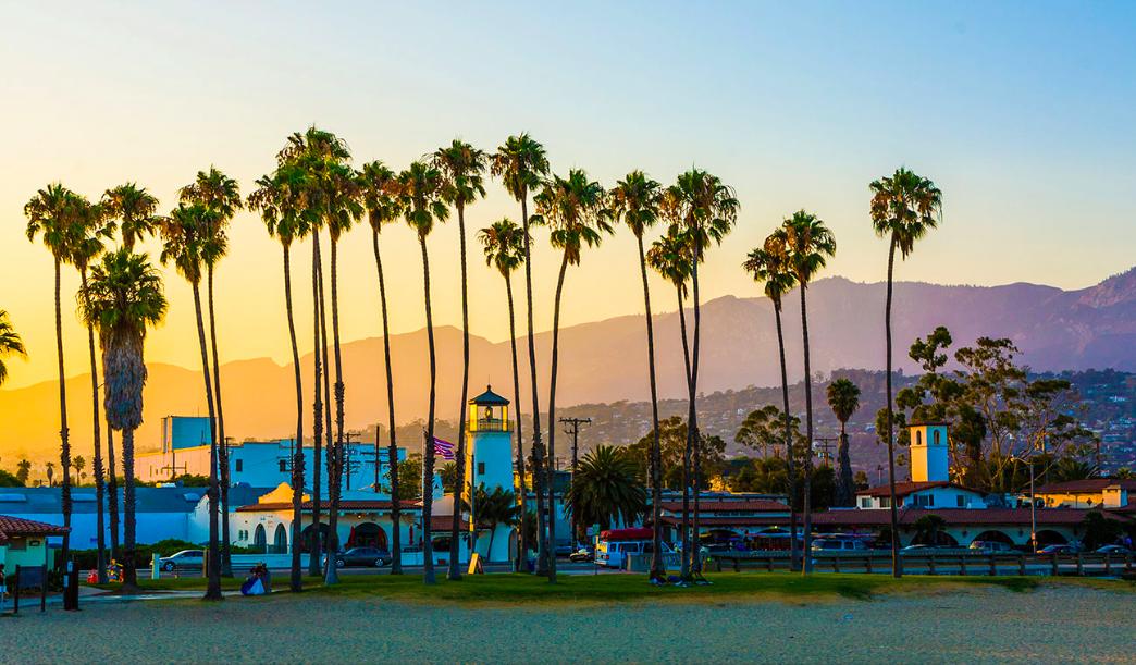 Экскурсия из Лос-Анджелеса в Санта Барбару 1