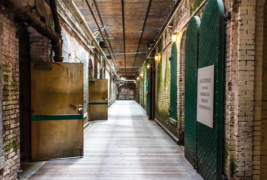экскурсия в тюрьму Алькатрас free 5