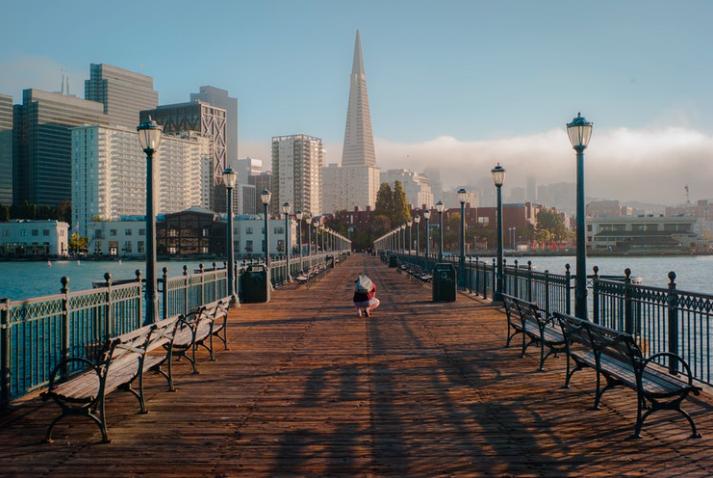 обзорная экскурсия по Сан-Франциско 44