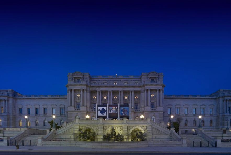 Библиотека Конгресса free 1