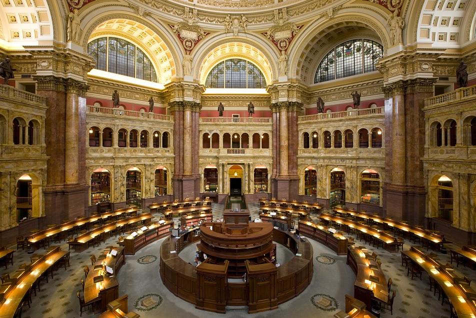 Библиотека Конгресса free 3