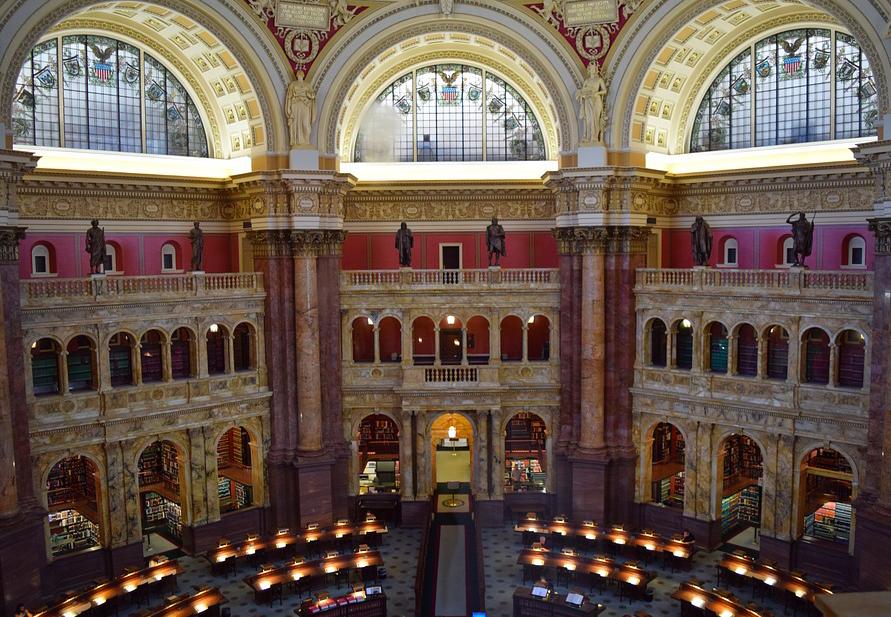 Библиотека Конгресса free 6