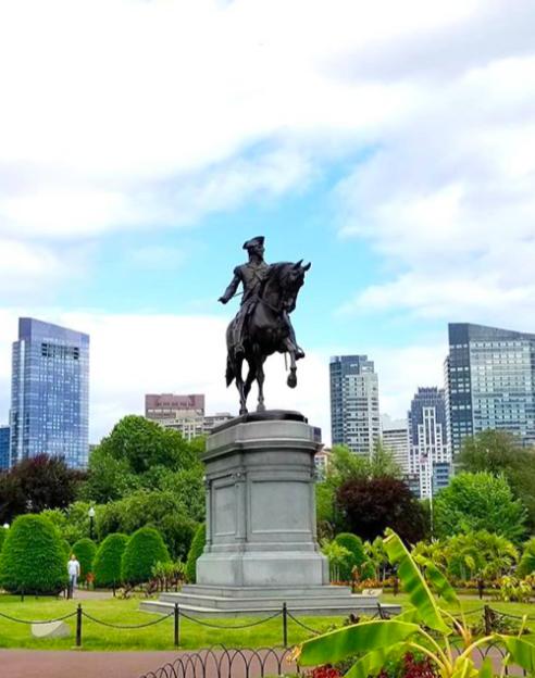 Бостон Коммон парк free 7