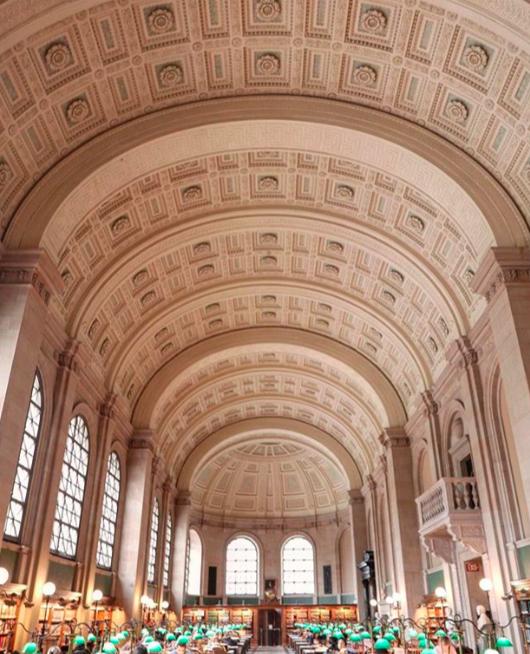 Бостонская Публичная Библиотека free 5
