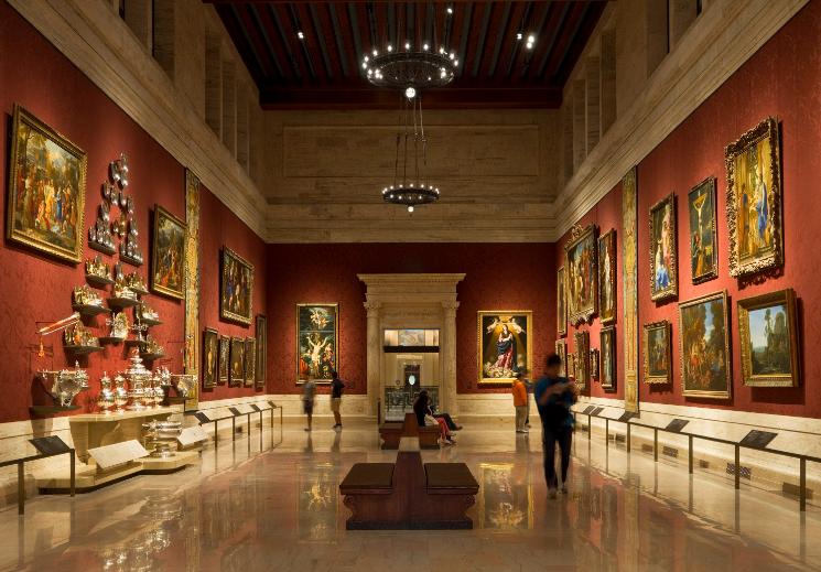 Бостонский Музей Изящных Искусств 2