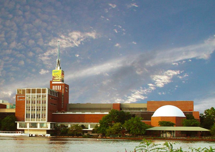 Бостонский Музей Науки 3