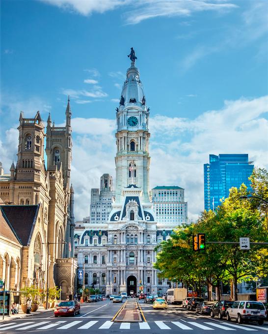 Городская ратуша Филадельфии free 21