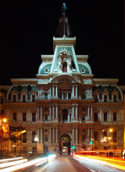 Городская ратуша Филадельфии free 3