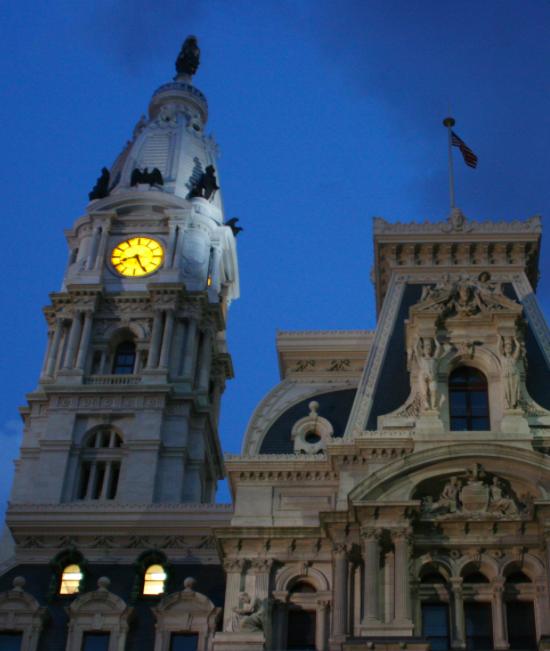 Городская ратуша Филадельфии free 5