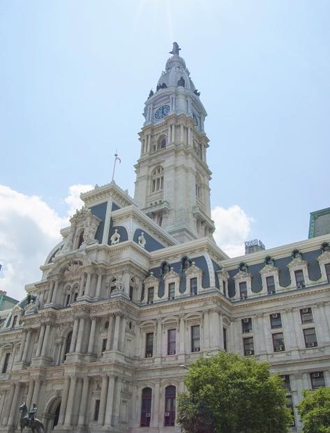 Городская ратуша Филадельфии free 6