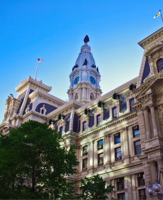Городская ратуша Филадельфии free 7