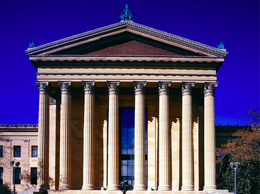 Художественный Музей Филадельфии free 1