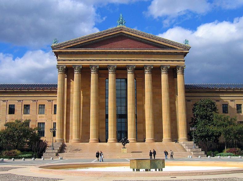 Художественный Музей Филадельфии free 2