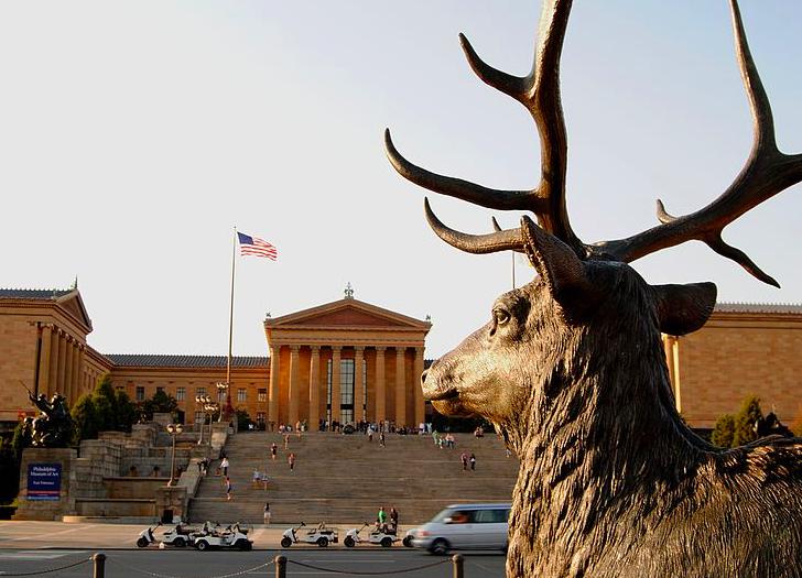 Художественный Музей Филадельфии free 4