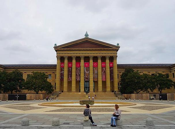 Художественный Музей Филадельфии free 6