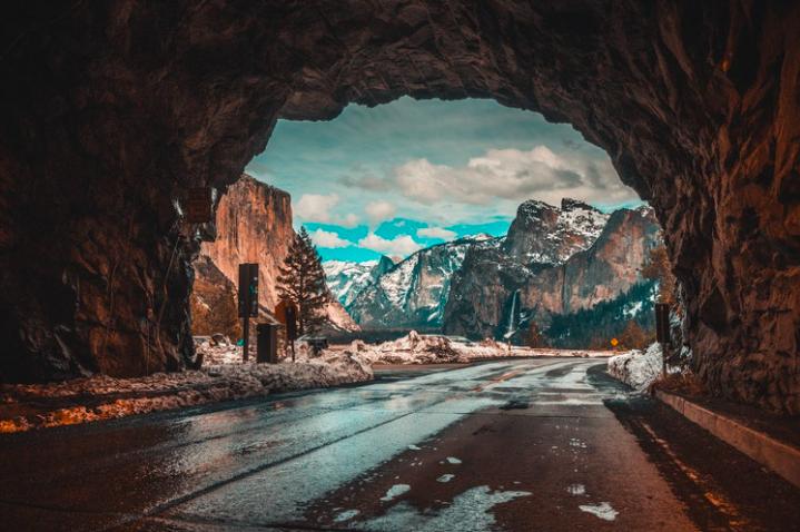 Экскурсия в Йосемити free 13
