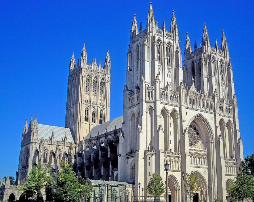 Кафедральный Собор Вашингтона free 2