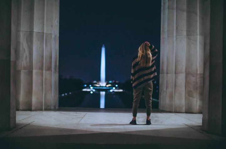 Монумент Вашингтона free 2