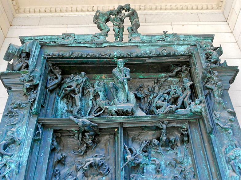 Музей Родена в Филадельфии free 3