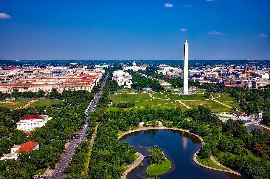 Национальная аллея Вашингтон free