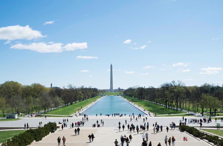 Национальная аллея Вашингтон free 11