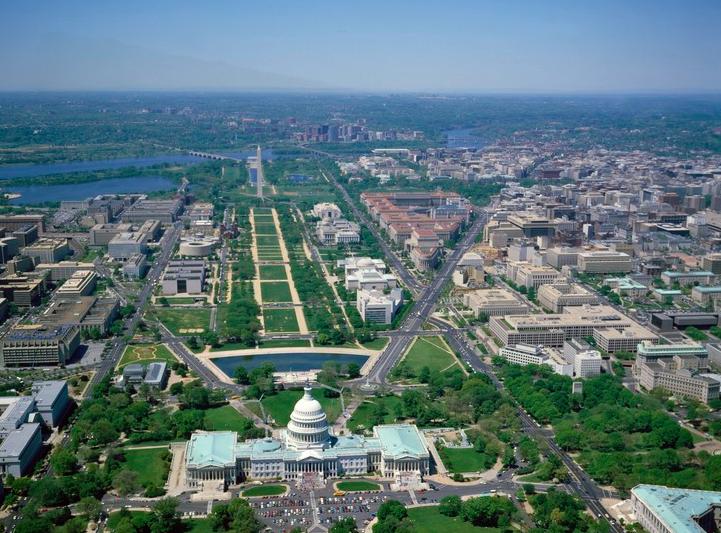 Национальная аллея Вашингтон free 3