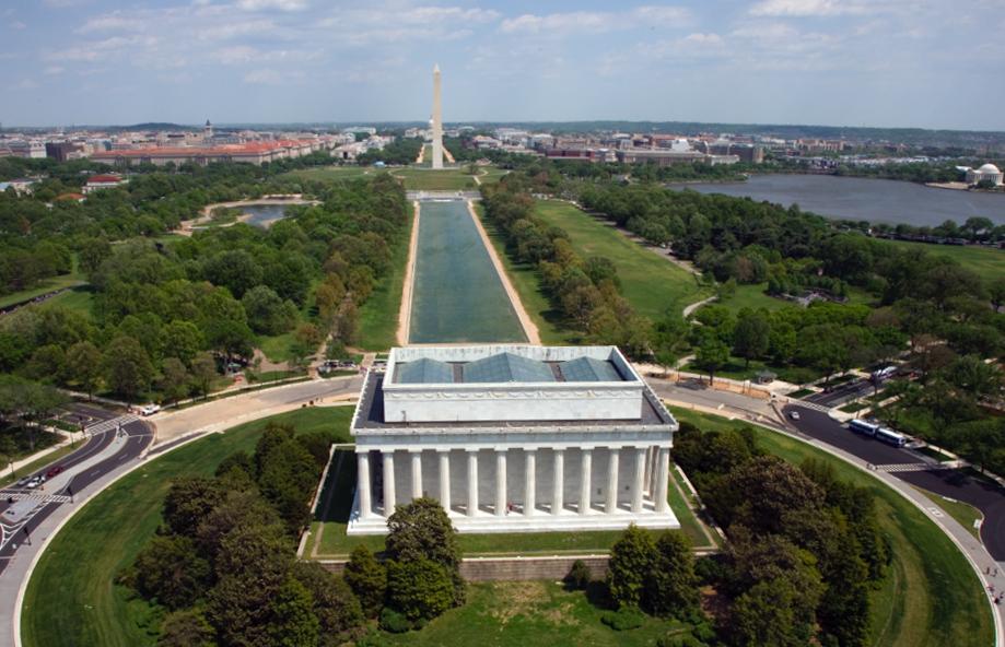Национальная аллея Вашингтон free 4