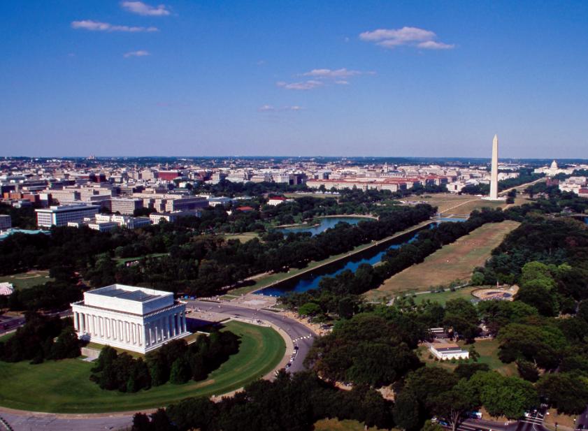Национальная аллея Вашингтон free 5